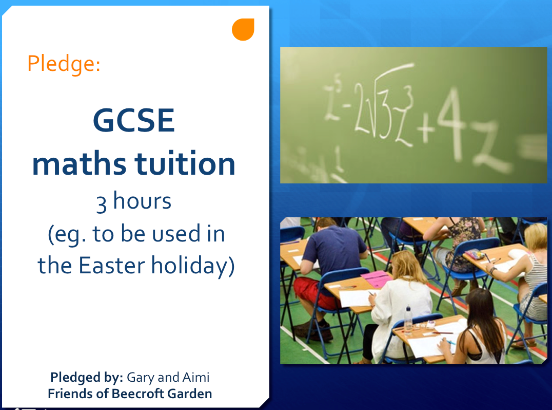 Maths tuition