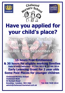 Have you applied for your child's place yet copy